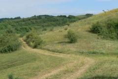 De weg naar Porumbac
