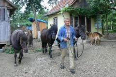 Onze vriend en buurman Ionel (overleden in 2018)